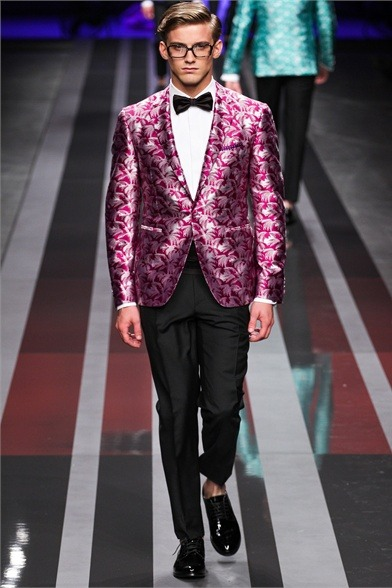 mensfashionworld:  Canali S/S 2013  That jacket! and them shoes mmm