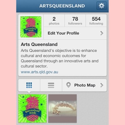 Arts Queensland has joined the Insta train! Follow these foxes on @artsqueensland to get images and news on arts and culture in Queensland and around the world 👻📱📷 #artsqueensland #artsandculture #regionalqueensland #brisbane #queenslandartists #instagram