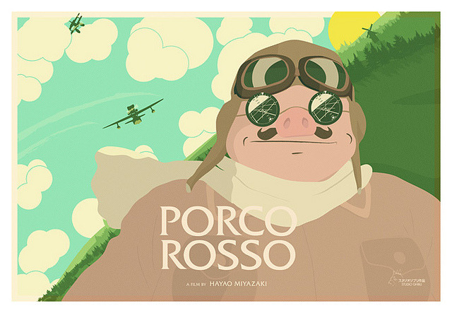 porco-poster-uk-1 by simoncpage on Flickr.