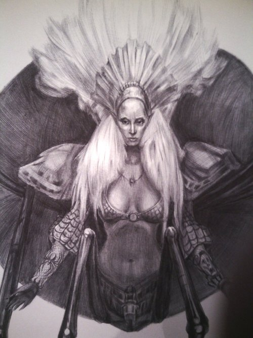 Lolth by ~YriCale