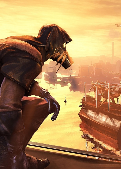 Dishonored 'Knife of Dunwall' trailer  Bethesda has released a new trailer for Dishonored's upcoming DLC, The Knife of Dunwall.