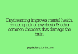 psychofactz:  More Facts on Psychofacts :)