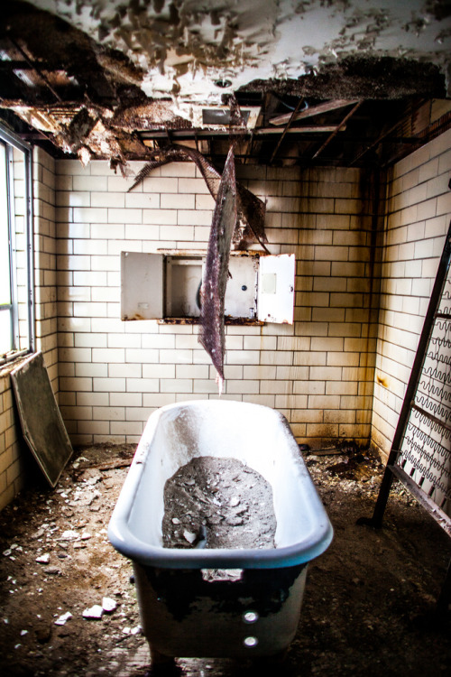 Northville Psychiatric Hospital. Source.