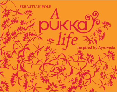 Currently Reading | A Pukka Life by Sebastian Pole   A Pukka Life is about living in a truly authentic way, guided by the wisdom of Ayurveda, to achieve perfect health and happiness. Ayurveda is the traditional system of health that has developed in India, dealing with physical health, mental balance, spiritual well-being, relationships and environmental issues. In all the essential aspects of your contemporary life, from the food you eat to the work you do, from the relationships that sustain you to the natural world that nurtures you, Ayurveda can help you fulfil you potential and enable you to lead a pukka life.   I really cannot wait to read this book. I'm always seeking out inspiration to lead a more wholesome life and to perfect the balance in every aspect of my life. I'm really looking forward to sharing the words of wisdom with you too. I feel calmer, and more fulfilled already!
