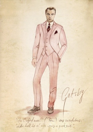suicideblonde:  The Great Gatsby costumes by Catherine Martin