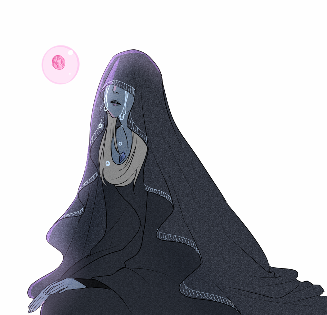 They were hers… is it just me or does Blue diamond look and sound like she could be a dark souls character?