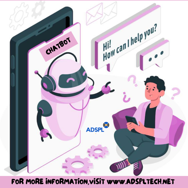 AI chatbot - Automate Customer Service Support & Reduce Customer Response Time #adspl#chatbot#customer service#artificial intelligence