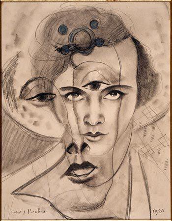 Francis Picabia,Olga, 1930