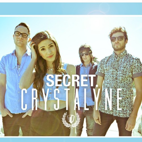 "Our BRAND NEW single ""Secret"" will be coming out WORLDWIDE on June 4th!! Our fans have been so supportive & patient, we can't give you enough ♥! We promise this new material will be worth the wait & hope you are as excited as we are!! Marissa will also be doing a live USTREAM chat / q&a TONIGHT @ 9PM to chat about the new material & we'll be playing a clip of ""Secret"" for everyone to hear!! Tune in atwww.ustream.tv/channel/crystalyne-music tonight :)♥ Crystalyne"
