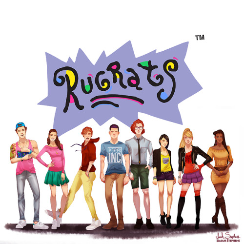 fightblr:  ilikeroses:  xtraxtralex:  duragdaddy:  devilinatux:  Grow Up  they all look like thots  LMFAO  God they're all hotties…  Spinelli and Reggie look awesome.