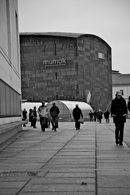 Mumok Museum of Modern Art, Vienna, Austria on Flickr.