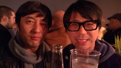 Oh hey, speaking of Suda and Swery, they are both alive and well and in the same place.