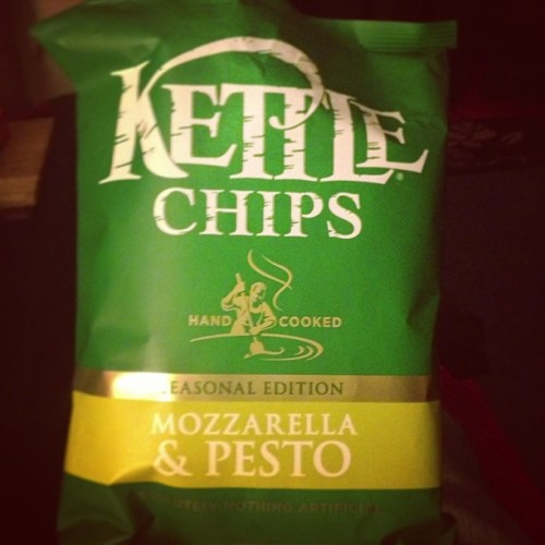 Kettle Chips, you always impress me. Good work.