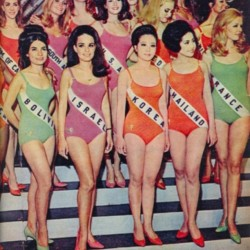 rememberthe60s:  When #missuniverse was all about #class, #sophistication and #realbeauty by beclumbroso http://bit.ly/XAS1WE