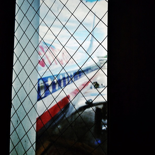 Boarding time… #mia #miami #americanairlines #flyaa