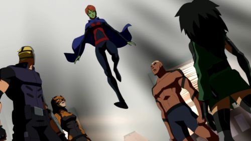 "Young Justice: Invasion ""Complications"" Talkback (Spoilers)http://www.toonzone.net/forums/dc-animation-forum/301688-young-justice-invasion-complications-talkback-spoilers.html"