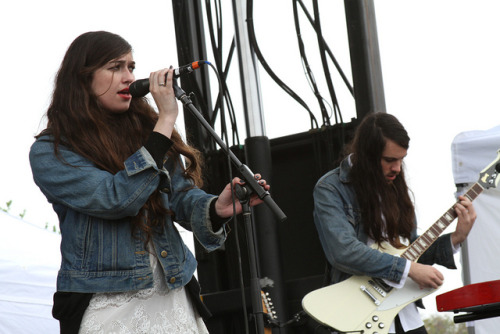 Musicfest 2012 - Cults on Flickr.