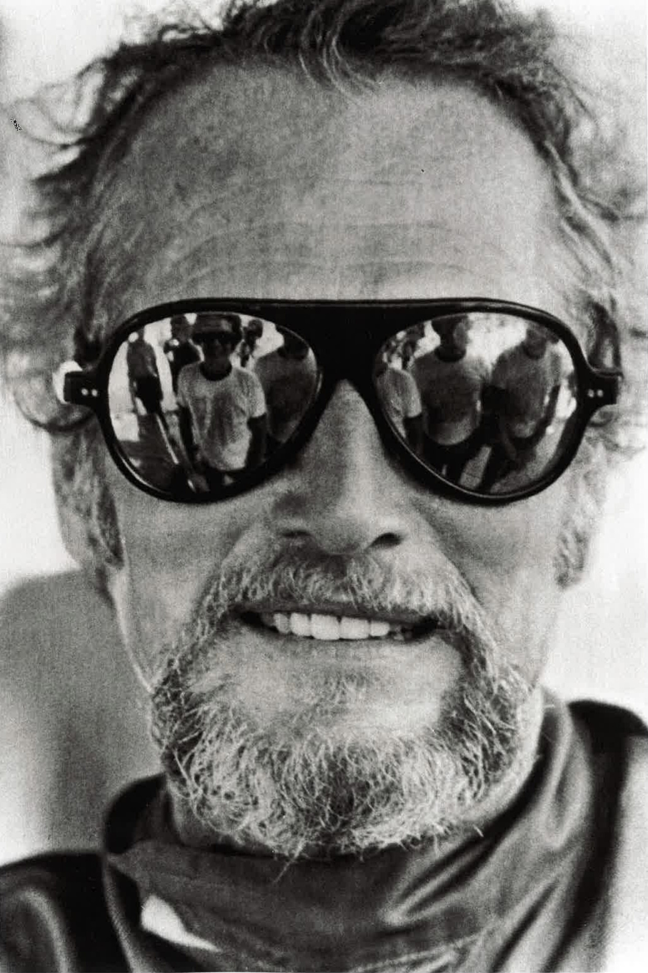 Paul Newman in shades.