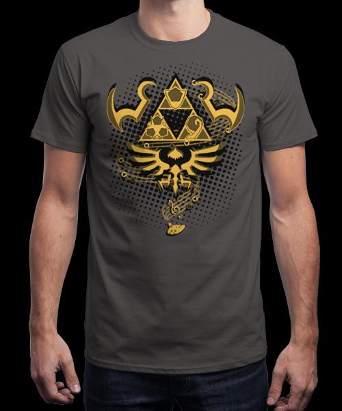 intentandoseringeniero:  ¡¡AMO las camisetas de hoy de qwertee!!