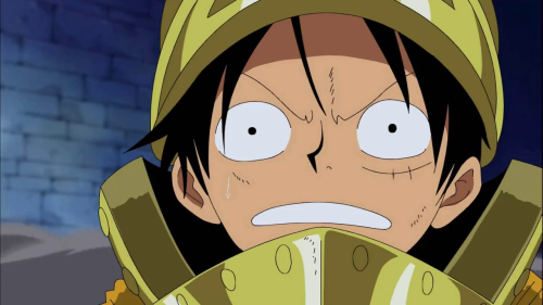 onepiecescreenaday:  I love GOLDEN KNIGHT LUFFY.  a man's romance
