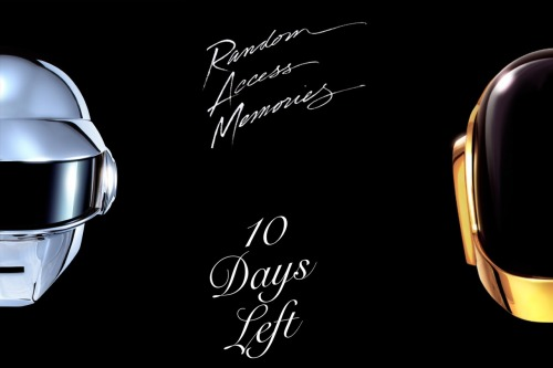 mastavader:  countdown to random access memories