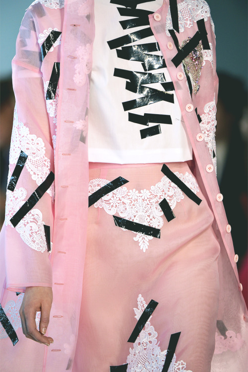 Christopher Kane, spring/summer 2013