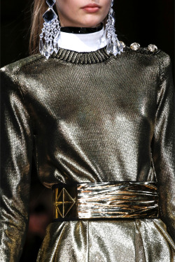 Balmain - Fall/Winter 2013