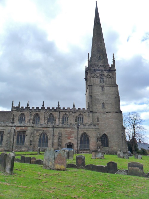 12th Century Church of St Johns in Bromsgrove, Worcestershire,England All Original Photography by http://vwcampervan-aldridge.tumblr.com