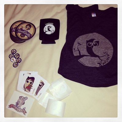 #HootOn! RT @matthewmarley: More @HootClub swag thanks guys @hootuite_uk #hootlove http://t.co/PiJHRSaIz7