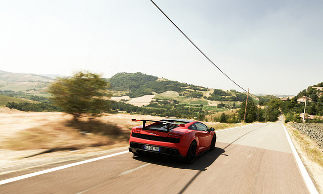 LAMBORGHINI_GALLARDO_STS_90 by christiaanploeger.com on Flickr.Push it the limit.