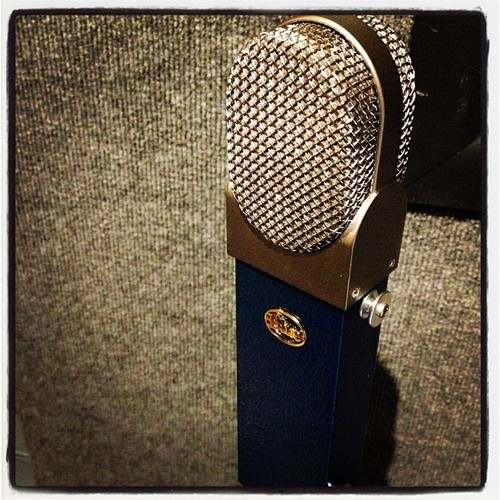 Hey look! A #bluemic #blue #audio #proaudio (at Audio Booth)