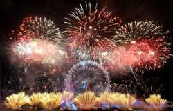 I was really fascinated and my euphoria of the best in London HAPPY NEW YEAR 2013 EVERYONE :D