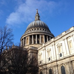 St Paul's Cathedral #london #stpaulscathedral #awesome #architecture #art #england #instapic #iphotography #nofilter #funfun #trip  (at St Paul's Cathedral)