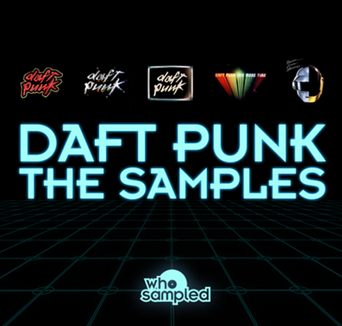 ohryankelley:  The Daft Punk samples mixtape The folks over at Who Sampled have compiled an excellent mix of the original samples from many of Daft Punk's jams. (via: The Strut)