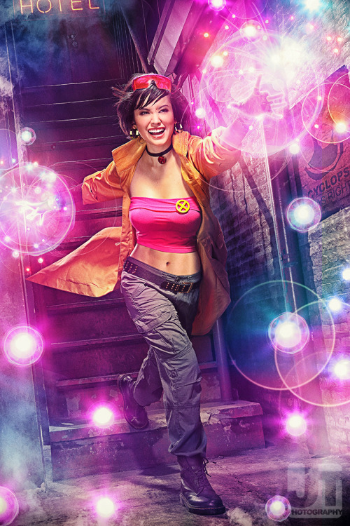 Jubilee Cosplay Photo: Jason Tablante / Model: Bea Benedicto
