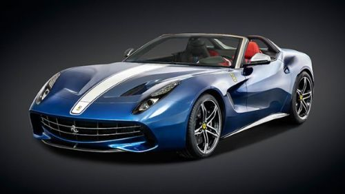 "Open fire: it's Ferrari's F60 America Maranello's V12 masterpiece, the 730bhp F12, loses its roof. Time to invest in ear defender stocks.   Treble espresso? Ice-cold shower? The Greatest Shoutings Of Jeremy Clarkson piped at 140 decibels? Whatever your preferred method of blowing out the cobwebs, of waking up to face the day, it'll inevitably pale into insignificance beside this.  This is the Ferrari F60 America, effectively the open-top version of the insane F12 and quite possibly the most invigorating wake-up call on Planet Earth.The fixed-roof F12, after all, is pretty much as invigorating as a supercar can be, with its screaming, 8700rpm 6.3-litre V12 firing no fewer than 730 horses to the rear wheels, storming the two-seater north past 200mph. ""You can't even sneeze when you drive this car,"" winced Clarkson when he tested the F12 in Scotland. ""Because if you did … well, they'd have to hose you off the road."" [x]"