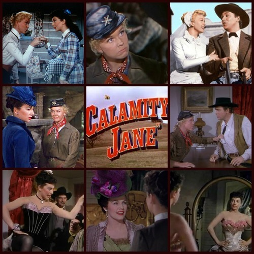 Hands up if you LOVE Calamity Jane!