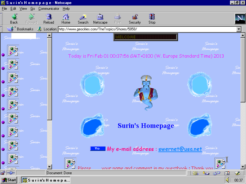 original url http://www.geocities.com/TheTropics/Shores/5858/  last modified 1997-09-29 17:41:11