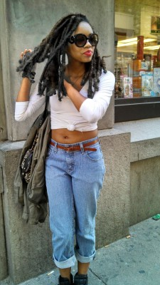 blackfashion:  Carly, 17, Pittsburgh http://9021ohmy.tumblr.com/