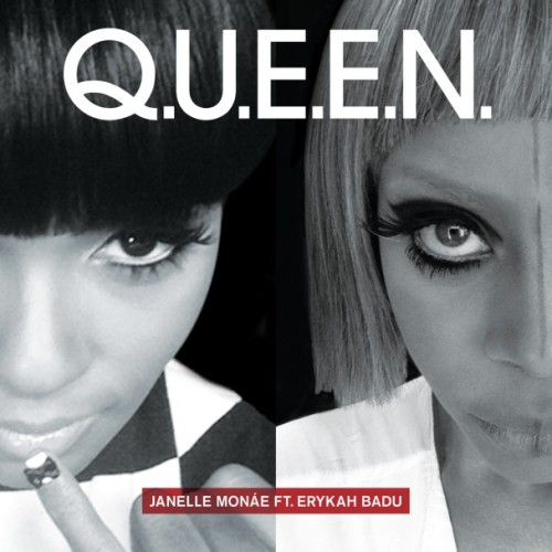 Janelle Monae is back, and not alone. She links up with the lovely Erykah Badu on a funky, synth-pop track that serves as the Official Single for Janelle Monae's follow-up album to The ArchAndroid.  Enjoy.