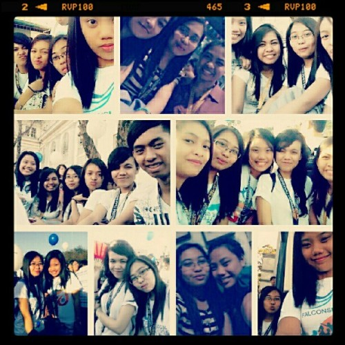 with my girls..:) @panicmodegirl @mexy6393 @cedyoh @hazelouisec @stunnermads #murielle #me #TagsForLike #photooftheday #friend #friends