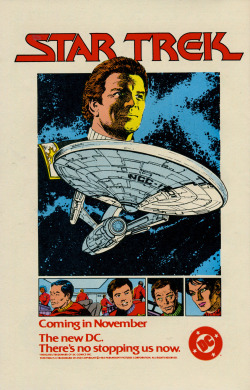 Man, the Star Trek lettering is still badass