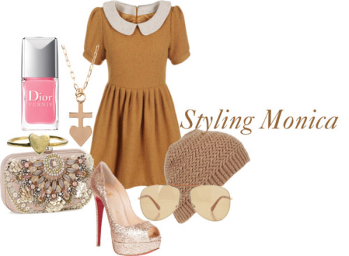 Untitled #624 by stylingmonica featuring christian dior