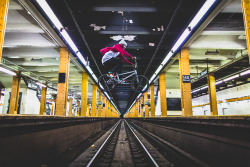 Nigel Sylvester by 13thWitness what a crazy pic found here