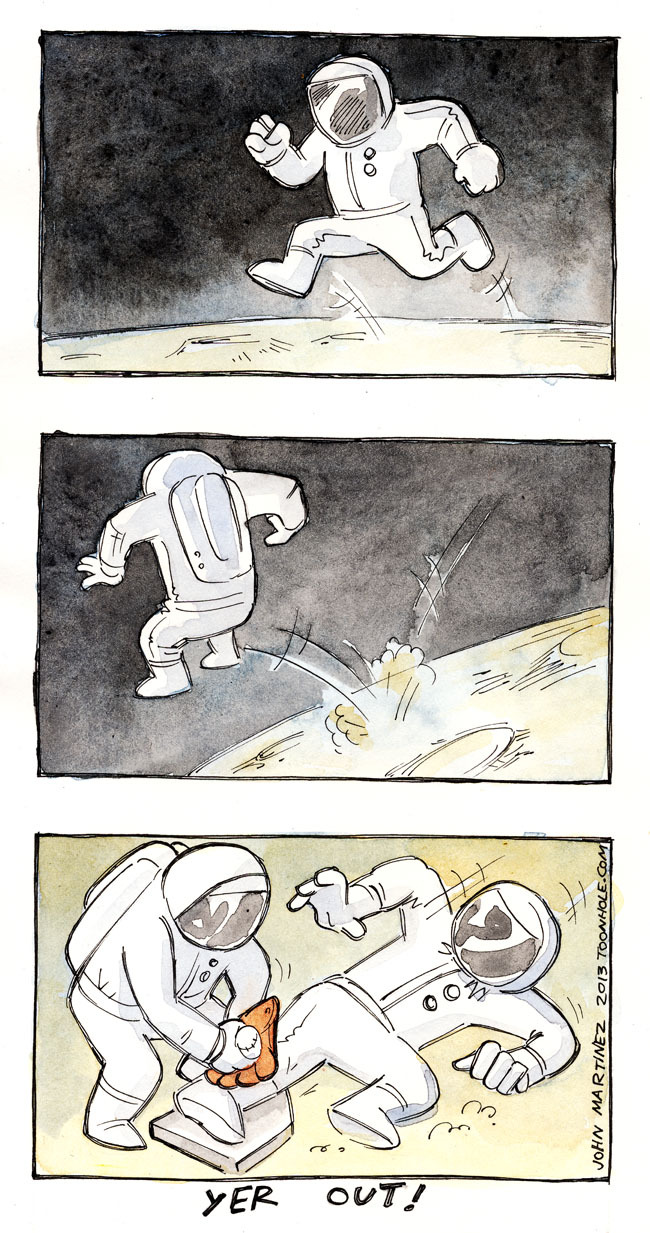 Moonwalk over to: http://www.toonhole.com/2013/05/moon-walking/