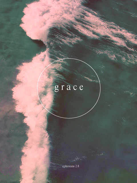 if grace is an ocean…
