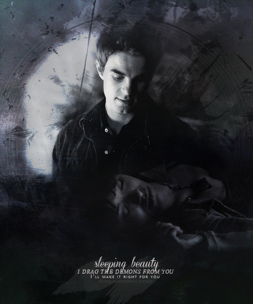 diving-in-emotions:  Kennett AU:  Bonnie as sleeping beauty and Kol as her saviour/guardian.
