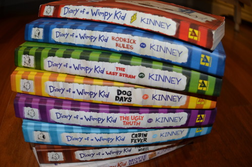 faggotwbu:  stuckatdisneyland:  oops i own all of the diary of a wimpy kid books   (via TumbleOn)