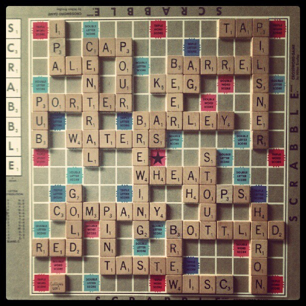 #centralwaters #scrabble