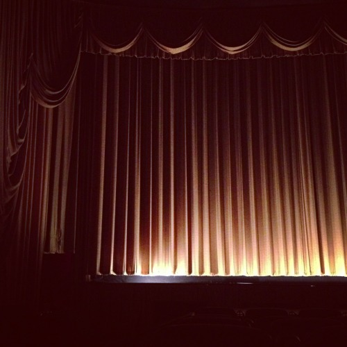"Plaza Theater, Atlanta, Georgiaby Wendy Darling Instagram I called ""Waiting for the magic to start."" I love going to movies at the Plaza. Almost all of what I go see is old movies, from silent movies to cult to 1980s. In the past year, I've seen: Phantom of the Opera, White Zombie, M, Barbarella, Stand by Me, Ghostbusters, The Pit and the Pendulum, Flesh Gordon and a few more."